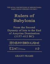Rulers of Babylonia - RIMB 2