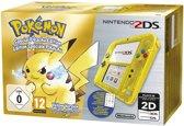 Nintendo 2DS + Pokemon Yellow - Geel