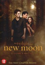 DVD cover van The Twilight Saga: New Moon