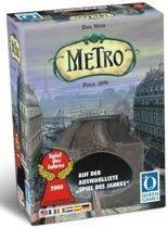 Metro spel - Bordspel