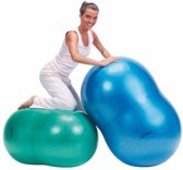 Gymnic Physio Roll Plus 55 BRQ - Pindabal - Groen - Ø 55 cm