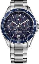 Tommy Hilfiger TH1791366 Watches - Staal - Zilverkleurig - 46 mm