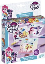 My Little Pony Glitterkaarten
