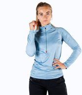 Brunotti Yrenna - Wintersportpully - Vrouwen - Maat M - Polar Blue