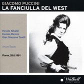 La Fanciulla Del West (Roma 28.06.1961)