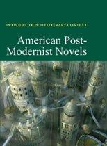 American Post-Modernist Novels