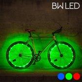 BW Led - Lichtslang voor fiets - LED verlichting - Groen