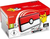 New Nintendo 2DS XL console - Pokéball Edition