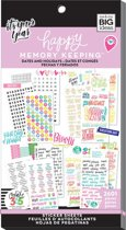 Me and My Big Ideas - Happy Planner Value Pack - Dates & Holidays - 2601Pieces
