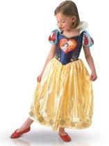 Luxe Love Heart Sneeuwwitje kostuum voor meisjes  - Verkleedkleding - 98/104