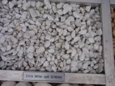 extra white split 8/16 mm big bag (20m²)