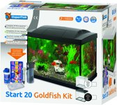Superfish Start 20 Goldfish Aquarium LED - 36 x 23 x 32.1 cm - 20 L - Wit