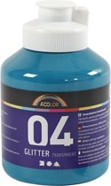 A-Color acrylverf, 500 ml, turquoise