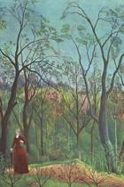 The Walk in the Forest by Henri Rousseau Journal