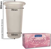 Pasante Vrouwencondooms - 30 stuks - Condooms