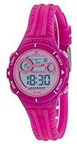 Marea B25155/1 digitaal horloge 34 mm 100 meter roze
