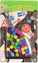 Spaakkralen 45 stuks voor een kinderfiets