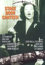 Stage Door Canteen (dvd)
