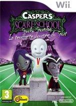 Caspar Scare School: Spooky Sportdag /  La Terrifiante Journ�e Du Sport Nintendo Wii