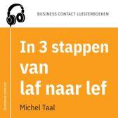 Business Contact luisterboeken - In 3 stappen van laf naar lef