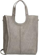 Enrico Benetti Caen shopper mid grey
