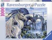 Ravensburger puzzel Mystieke draken - Legpuzzel - 1000 stukjes