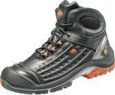 Bata werkschoenen - Vector - S3 hoog - zwart/oranje - maat 48 W