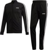 adidas Back 2 Basics Heren Trainingspak - Black/White