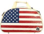 Brabo Flags USA Schoudertas - Sporttas - Beige
