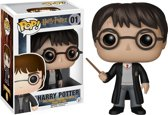 HARRY POTTER - Bobble Head POP N° 01 - Harry Potter