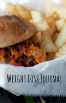 Weight Loss Journal (Funny Notebook)