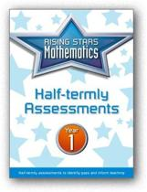 Rising Stars Mathematics Year 1 Half-termly Assessments