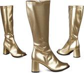 Laarzen Retro - goud - maat 39