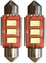 C5W 3HP LED Canbus 2.0 binnenverlichting - 39mm