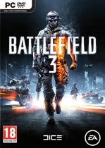 Game, Battlefield 3, DVD-Rom