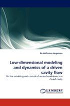 Low-Dimensional Modeling and Dynamics of a Driven Cavity Flow