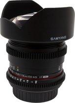 Samyang 14mm T3.1 Vdslr Ed As If Umc - Prime lens - geschikt voor Sony A