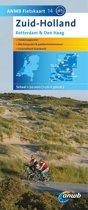 ANWB fietsmap 14 - Zuid-Holland, Rotterdam en Den Haag