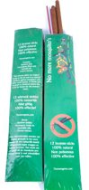 Anti muggen - wierook - 2 pakjes van 12 stuks - Citronella - Incense Sticks - 100% natuurlijk