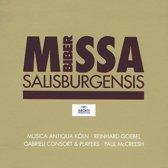 Biber: Missa Salisburgesis etc / McCreesh, Goebel