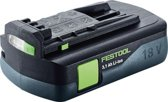 Festool accu BP 18 LI 3,1 C