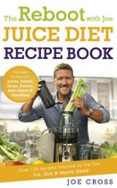 Omslag van 'The Reboot with Joe Juice Diet Recipe Book: Over 100 recipes inspired by the film 'Fat, Sick & Nearly Dead''