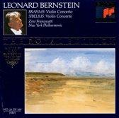Brahms: Violin Concerto; Sibelius: Violin Concerto