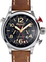 Ingersoll IN3218BK Lawrence GMT Automaat