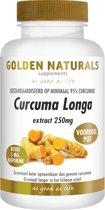 Golden Naturals Curcuma Longa (180 capsules)
