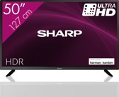 Sharp 50BJ2E - 4K TV