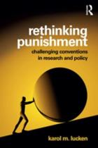 Rethinking Punishment