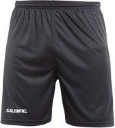 Salming Core Shorts - Sportbroek - Kinderen - Maat 140 - Zwart