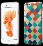 Apple iPhone 6 | 6S TPU Hoesje Blokjes