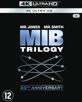 Men In Black Trilogy (4K UHD Blu-ray)